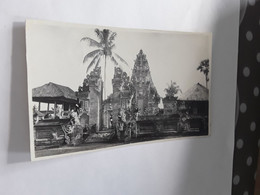 NEDERLANSCH INDIË CARTE PHOTO 1932 BALI KEDIRI JAVA - Indonesia