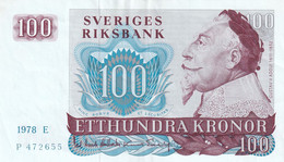 Sweden 100 Kronor 1965 - Schweden
