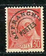 FRANCE -  PRÉOBLITÉRÉ TYPE MERCURE -  Yvert N° 79 * / ** - 1893-1947