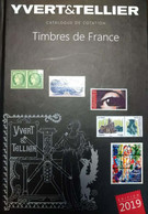 Catalogue YVERT & TELLIER FRANCE 2019 - France