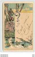 N°5867 - G. Grotta - Femme - Chasseur - Grenouille - Andere Zeichner