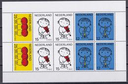 Niederlande 1969 - Mi.Nr. Block 8 - Postfrisch MNH - Voor Het Kind - Blocks & Sheetlets