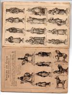 Catalogue Illustré  Maison Letang Paris 110 Pages Avec Moules En étain, Fer Blanc, Cuivre... - 1800 – 1899