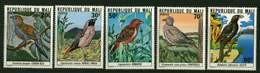 Rep. Mali** N° 300 à 304  - Oiseaux - Mali (1959-...)