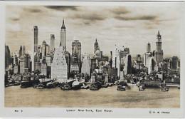 USA8 - Lower New York,  East River - Manhattan - Manhattan