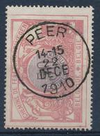 """TR 35 -  """"PEER""""  - (ref. ZE-33.618) - 1895-1913"""
