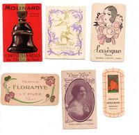 Lotjevan 6 Parfumkaartjes - Petit Lot De 6 Cartes Parfumées - Oud (tot 1960)