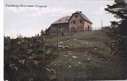 ABRESCHVILLER (57 Moselle) - FORSTHAUS GROSSMANN - Maison Forestière - 27/09/1916 - Otros Municipios