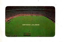 Carte  Stade Football Guadalajara   Affranchi Taureau - Messico