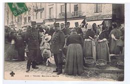 INDRE Et LOIRE - TOURS - Marché Au Beurre - Marchés