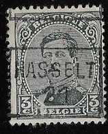 Hasselt 21 Nr. 2729C - Rolstempels 1920-29