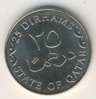 QATAR 2012: 25 Dirhams, KM 14a - Qatar