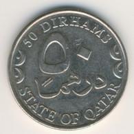 QATAR 2003: 50 Dirhams, KM 9 - Qatar