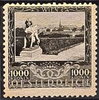 AUSTRIA 1923 - MLH - ANK 441 - 1000K - Nuevos