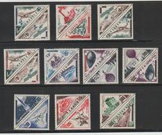 Monaco - N° 453 à 472 Neufs** (cote 150 Euros) - Unused Stamps