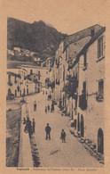 Campania  - Avellino - Caposele - Panorama Dell'abitato Verso Est - Rione Portella  - F. Piccolo - Nuova - Bella Animata - Andere Steden