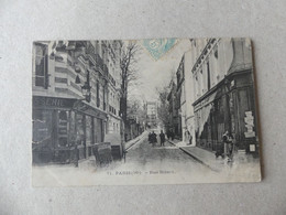 Paris 16e Rue Ribéra - Arrondissement: 16