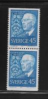 SUEDE ( EUSU - 716 )  1967  N° YVERT ET TELLIER  N° 578b   N** - Nuovi