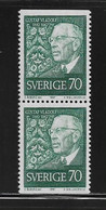 SUEDE ( EUSU - 718 )  1967  N° YVERT ET TELLIER  N° 579b   N** - Nuovi