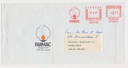 Meter Cover Netherlands 1987 Snake - Pharmacy - Non Classificati