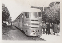 Samoborcek , Train Zagreb-Samobor - Croacia