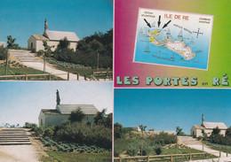 17, Les Portes En Ré, La Chapelle De La Redoute, Multivues - Ile De Ré