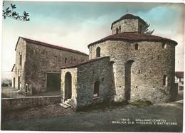 K4835 Cantù (Como) - Galliano - Basilica Di San Vincenzo E Battistero / Non Viaggiata - Autres Villes