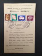 ALGÉRIE : Notice Philatélique - 1er Jour 1983 - Other
