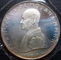 Sovrano Militare Ordine Di Malta - 9 Tarì 1974 - Fra Angelo De Mojana Di Cologna - X#57 Prev. KM#M57 - Malte (Ordre De)