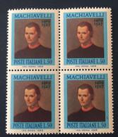 1969 - Italia - Macchiavelli - Lire 50 - 1961-70:  Nuovi