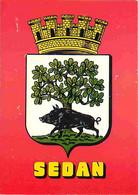 08 - Sedan - Blasons - Carte Neuve - CPM - Voir Scans Recto-Verso - Sedan