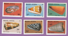 NOS 306/311  NON DENTELES NEUFS SANS CHARNIERES. - Used Stamps
