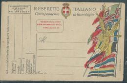 §  FRANCHIGIA  REGIO ESERCITO NON SCRITTA § - War 1914-18