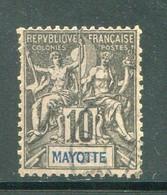 MAYOTTE- Y&T N°5- Oblitéré - Used Stamps