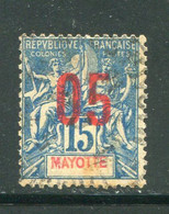 MAYOTTE- Y&T N°23- Oblitéré - Used Stamps