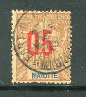 MAYOTTE- Y&T N°26- Oblitéré - Used Stamps