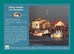 Huitres Chaudes à La Charentaise Maison Des Ostréiculteurs Marennes Oléron - Recepten (kook)