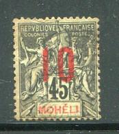 MOELI- Y&T N°21- Oblitéré - Oblitérés