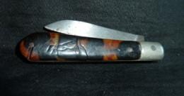 Petit Couteau Ancien,  1 Lame - Knives