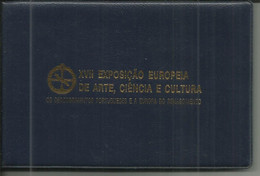 Serie BNC 1000+750+500 Escudos 1983 Portugal (XVII Exposição) Silver - Portugal