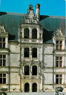 37 - Azay Le Rideau - Le Château - Le Grand Escalier (escalier François 1er) - Carte Neuve - CPM - Voir Scans Recto-Vers - Azay-le-Rideau