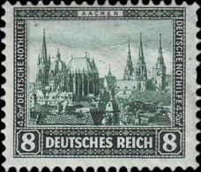 Allemagne Empire - Cathédrale Et Hôtel De Ville, Aix-la-Chapelle - Unused Stamps