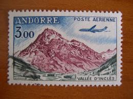 Andorre Obl  N° PA 6 - Poste Aérienne