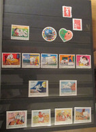 France Adhesifs  Toutes Les Series Oblitérés De 1999 à 2018 (sauf  329 à 336 Et 1540 à 1547) 122 Séries - Adhesive Stamps
