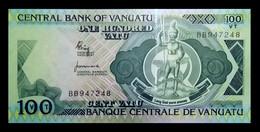 # # # Banknote Vanuatu 100 Vatu 1983 UNC # # # - Vanuatu