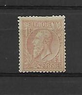 België  N°51  Tanding!!! - 1884-1891 Leopold II.