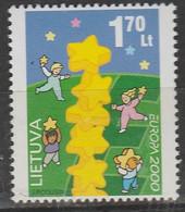 Lituanie Europa 2000 N° 642 ** - 2000