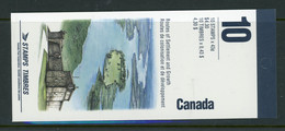 Canada Booklet 1963 Heritage Rivers - Briefe U. Dokumente