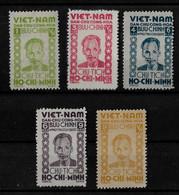 VIETNAM - HO CHI MINH PERIOD - 1946 Hồ Chí Minh, 1890-1969 MNH (STB5#66) - Vietnam