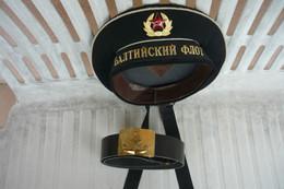 ENSEMBLE BACHI CEINTURON MARINE RUSSE URSS CCCP RUSSIE SOVIET - Headpieces, Headdresses